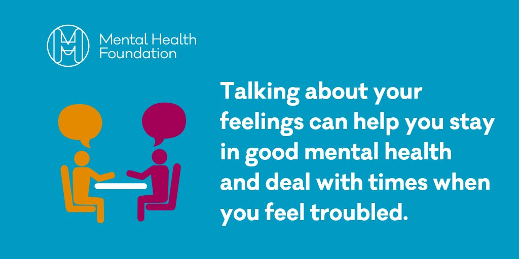 Lessen the stigma about mental health