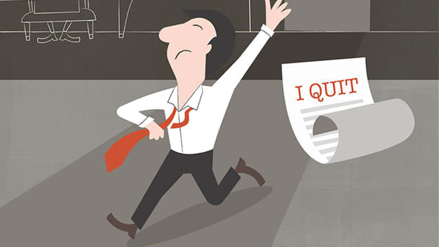 how to know when to quit your job